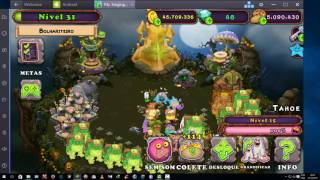 Como Deixar os monstros 100% feliz no My Singing Monsters Part 7