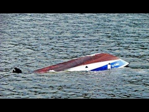 19.06.17 ТРАГЕДИЯ на ЛАДОГЕ, на озере в Карелии перевернулась лодка с подростками