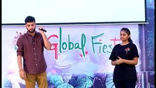 Cover images Kannala Kannala- Thani Oruvan | Live Performance | Kaushik Krish, Hip Hop Aadhi | Global Fiesta 2018