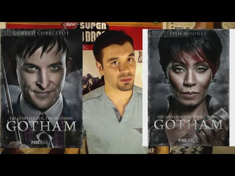 "Gotham Episode 1 ""Pilot"" Review and Explanation (Easter Eggs, and Spoilers!)"