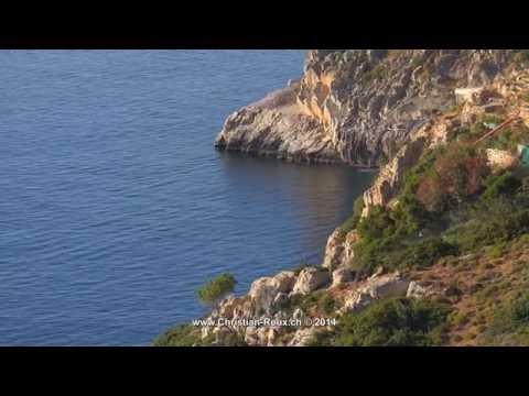UHD/4K - Postcard from Crete (3/3), Greek island (filmed with Sony AX100)