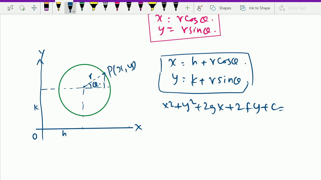 how to find the normal to a parametric vector equation