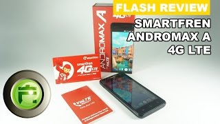Smartfren Andromax A 4G LTE - Review Indonesia - Flash Gadget Store