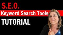 SEO Key Word Search Tools
