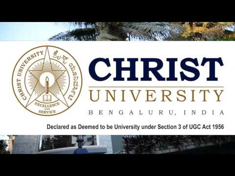DIRECT ADMISSION - Christ University, Bangalore