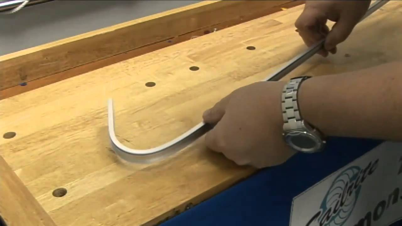 Bendable Curtain Track by RECMAR  YouTube