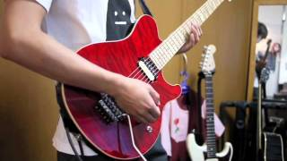 今回は伊藤かな恵(ナナ)さんの『ナナいろノーサンキュウ!』を弾いて...