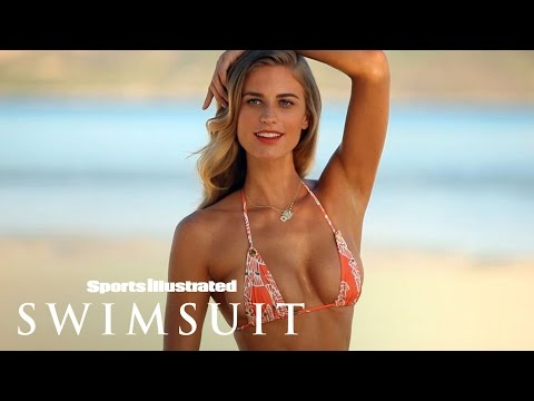 Julie Henderson Gets Playful, Explores Tropical Fiji | Uncovered | Sports Illustrated Swimsuit