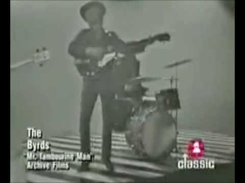 The Byrds - Mr. Tambourine man (good audio)