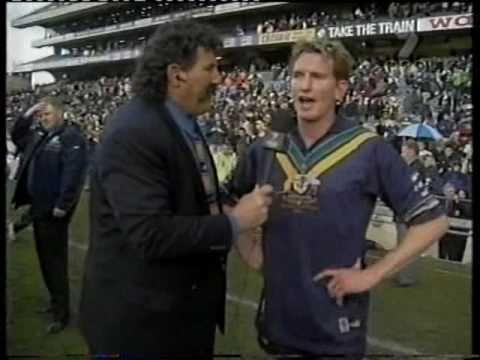 Australia Vs Ireland - Match 1 2000
