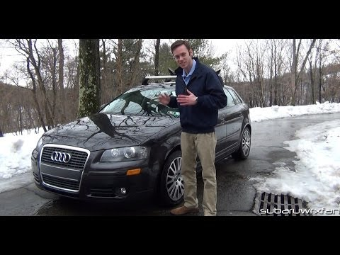 Review: 2006 Audi A3 2.0T DSG