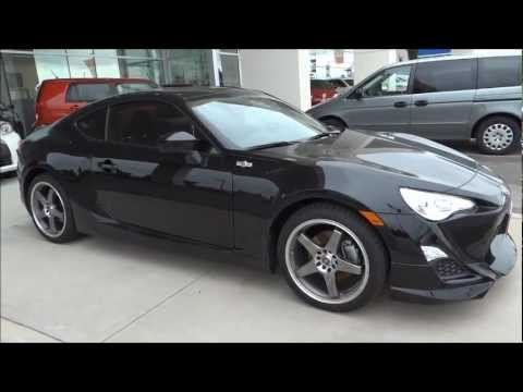 Scion FR-S - Exhaust, Engine, Interior, and Review