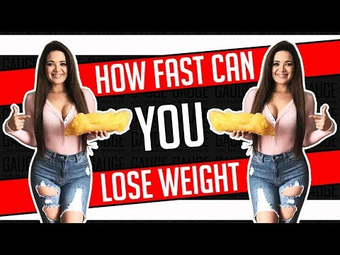 HOW FAST CAN YOU LOSE WEIGHT │ Gauge Girl Training