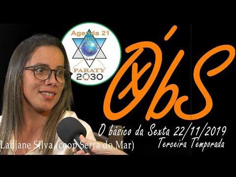 ObS Certificação DLIS – Agenda 21 de Paraty – Prove Costa Verde