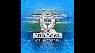 2019 AFC vs. NFC Pro Bowl (Full Game HD) - 27-01-2019 64154ea1e