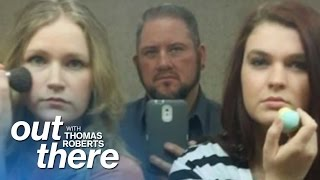 Trans Man Protests Bill With Bathroom Selfies | Out There | msnbc