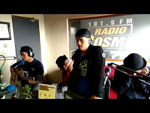 Hijau Daun - Sakit Tapi Ku Rindu (Live Accoustic Radio Cosmo Bandung)