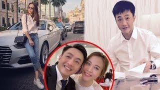 Đám cưới với đại gia,khi về chung 1 nhà,khối tài sản Đàm Thu Trang và Cường Đô la khủng mức này