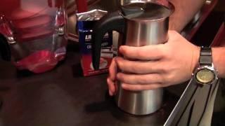 The Great SCG Stovetop Espresso Video