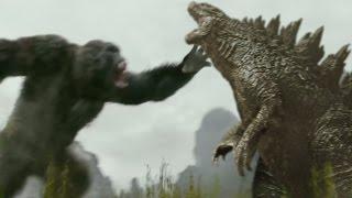 Will Kong and Godzilla Fight On Skull Island?