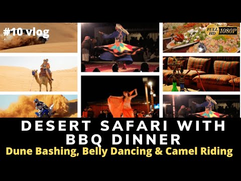 Desert Safari with BBQ Dinner, Belly Dance, Camel Riding Tour Ticket Prices, Timings UAE 2020-2021