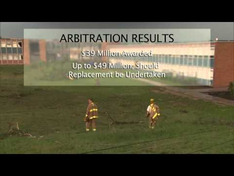 Cathedral High School Arbitration Results