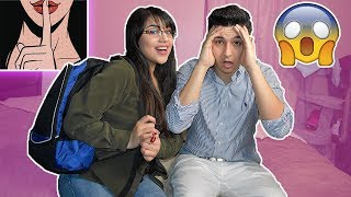 How I Moved In With My Boyfriend Without Telling My Parents!!