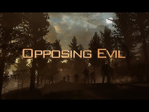 "Sad Dramatic Horror Music - ""Opposing Evil"" (Slow Strings Composition)"