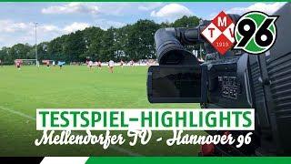 """Testspiel-Highlights: """"Johnny"""" mit artistischem Tor beim 6:0 in Mellendorf"""