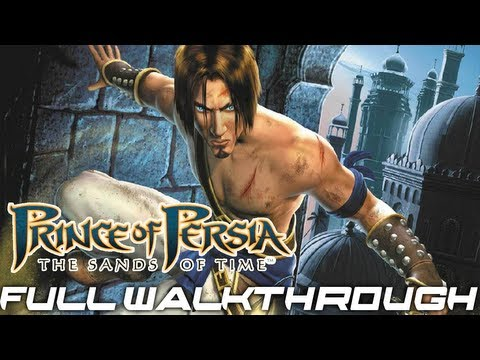 Prince of Persia [Sands of Time] FULL WALKTHROUGH poster