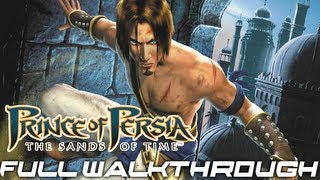 Prince of Persia [Sands of Time] FULL WALKTHROUGH