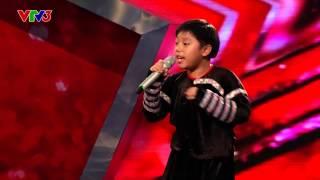 Vietnam's Got Talent 2014 - TẬP 08 - Chiếc khăn Piêu - Lý Vĩnh Hòa