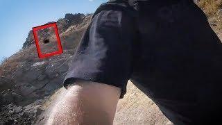 Youtuber entdeckt UNTERIRDISCHEN TUNNEL von AREA 51, was dann passiert ist KRASS