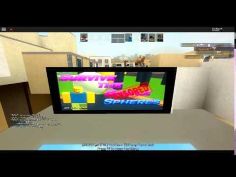 ROBLOX: Counter-Blox: Roblox Offensive: Hidden Advertisement