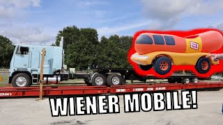 HAULING OUR BIGGEST LOAD EVER! OVERLOADED with the WIENER MOBILE!!