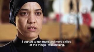 Young Entrepreneur in Tunisia Turns Design Passion into Company