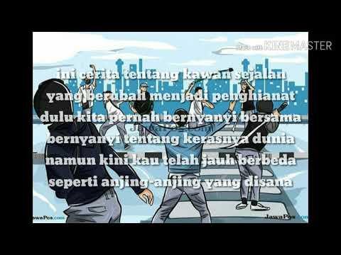 Lagu Untuk Kawan Sejalan (lirik Video) Terbaru 2019
