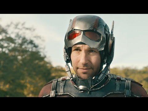 Ant-Man: Domestic Trailer #2