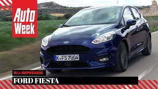 Ford Fiesta - AutoWeek Review - English subtitles