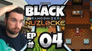 #Pokemon #Black randomizer #nuzlocke live -  ep4