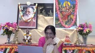 Devi Satsang by Sharada Kumar Amma
