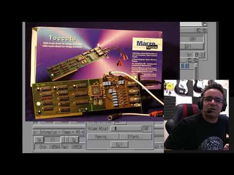 OMG 16 bit octamed - Amiga music