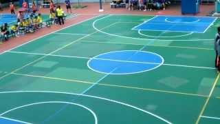 2014 全港閃避球錦標賽暨國際邀請賽小學混合組 香港仔聖伯