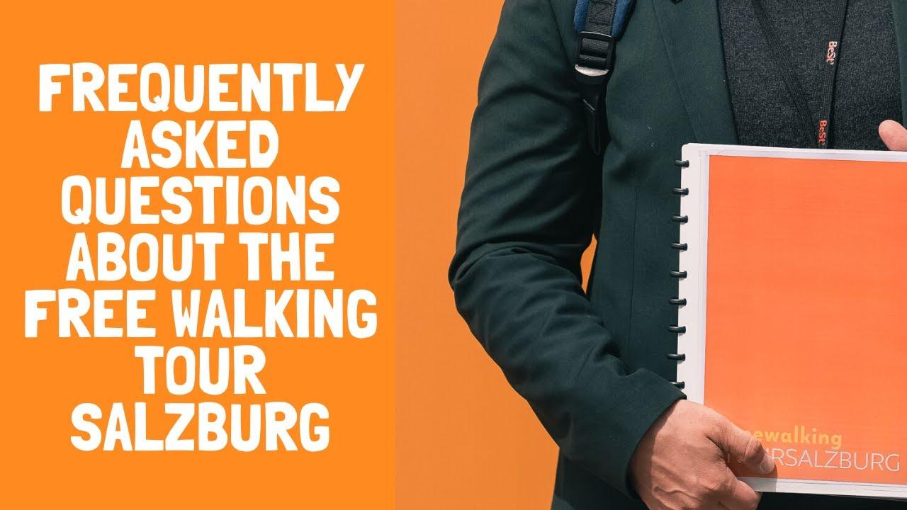 Free Walking Tour Salzburg | Frequently Asked Questions about the Free Walking Tour in Salzburg
