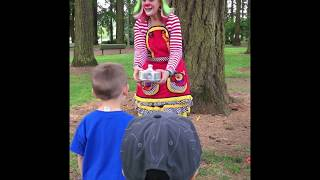 Bizzy The Clown - Silly Magic Show