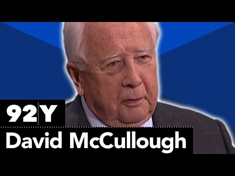 David McCullough with Ken Burns on The Wright Brothers