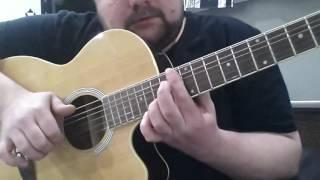 Led Zeppelin - Stairway to Heaven - мелодия в аккордах - продолжение 3 - ученица Елена