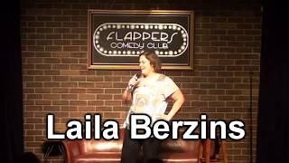 Laila Berzins Standup Sizzler Reel