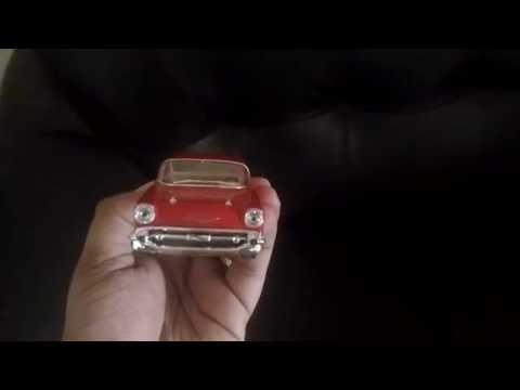 Kinsmart Chevy Bel Air Youtube
