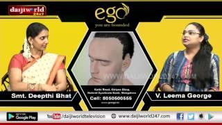 Ego Wellness│Episode 3│Daijiworld Television